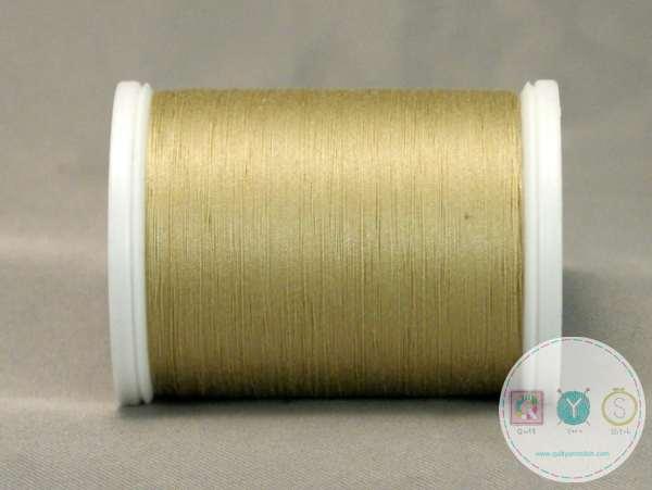 YLI Hand Quilting Glazed Cotton Thread - Ecru 211-04-002 - Cream Thread - Waxed