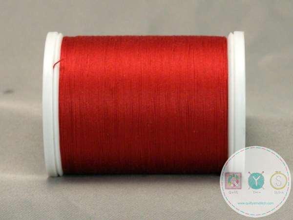 YLI Machine Quilting Cotton Thread - 40 wt - Red 244-50-021
