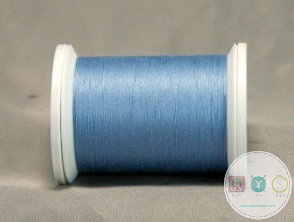 YLI Machine Quilting Cotton Thread - 40 WT - Light Blue 028