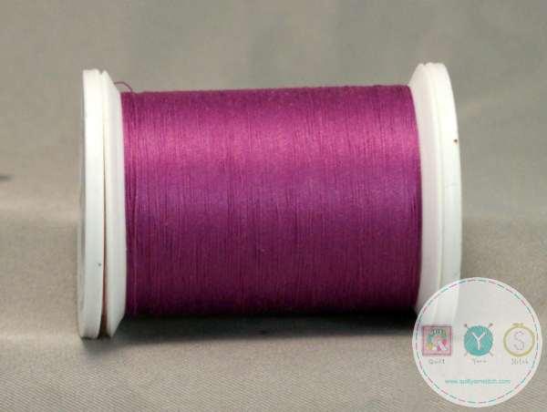 YLI Machine Quilting Cotton Thread - 40 WT - Magenta 033 - Purple Pink