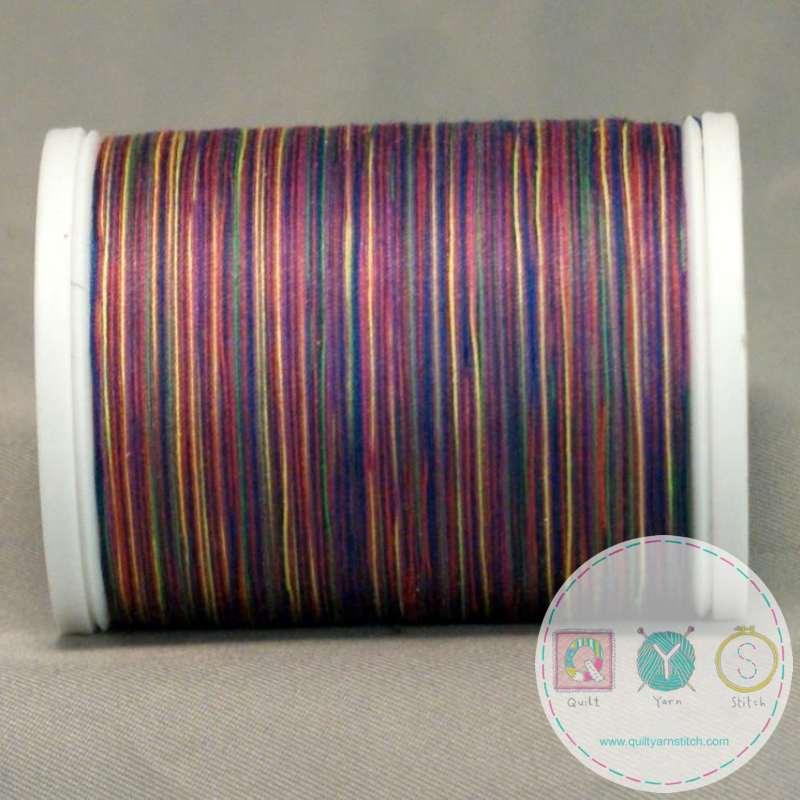 YLI Machine Quilting Cotton Thread - Primaries 244-50-11V - Variegated Primary Colour Thread