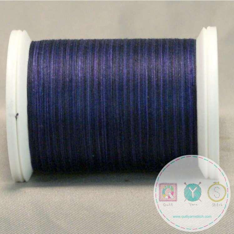 YLI Machine Quilting Cotton Thread - Royalty 244-50-25V - Royal Blue Thread