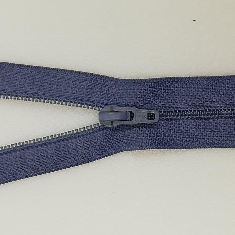 Zip - 56cm Closed Nylon - Lupin Blue