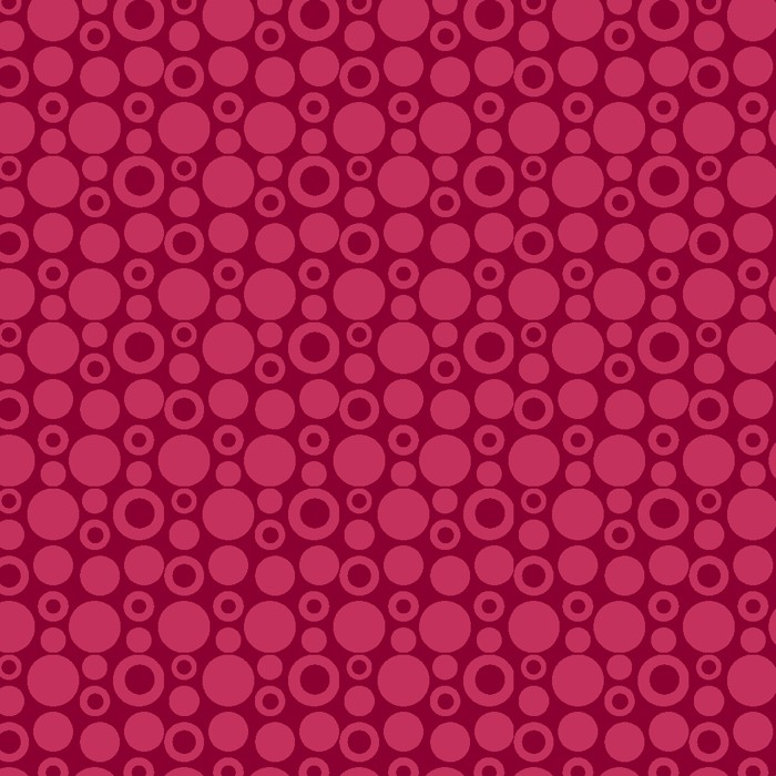 David Textiles - Sangria Dots - Cotton - Patchwork & Quilting Fabric