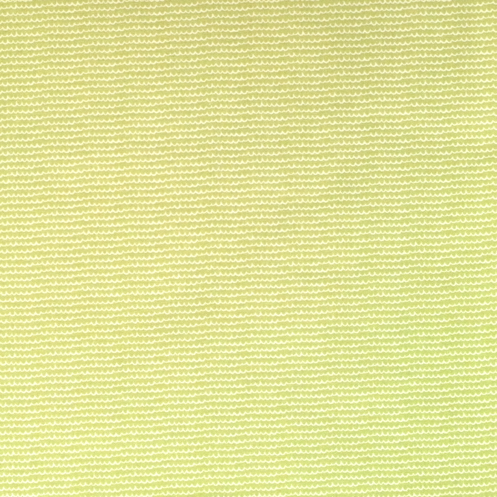 Windham Fabrics - Mouse Camp 402668 Waves Green