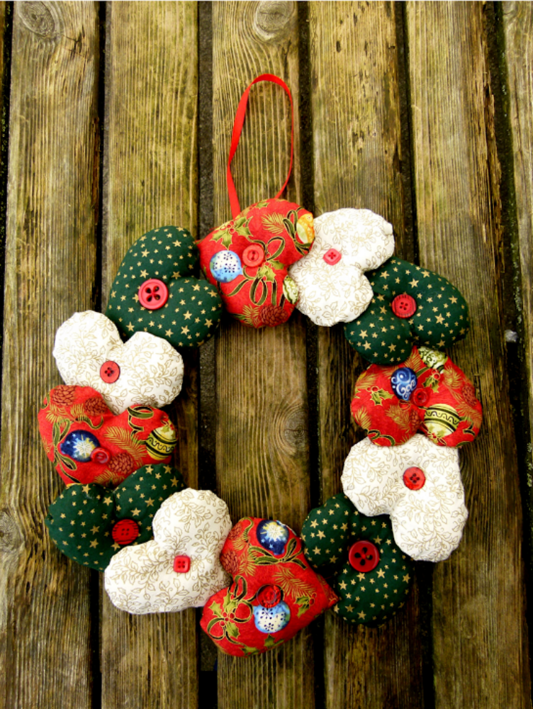 Gift Idea - Christmas Wreath Kit