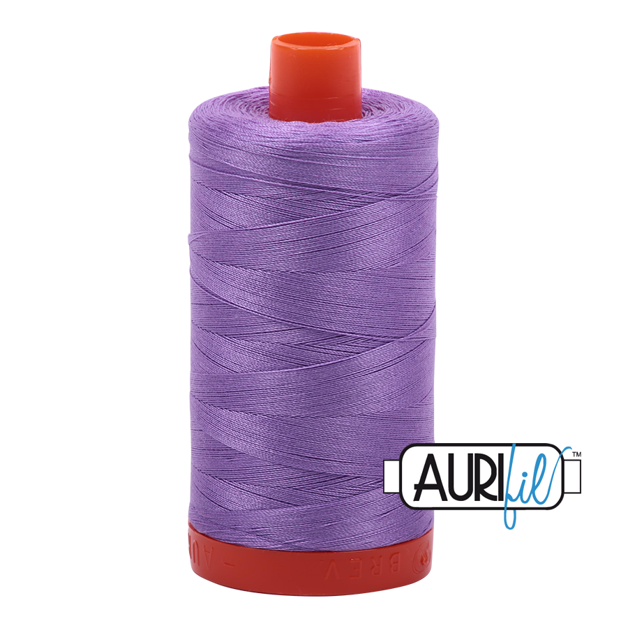 Aurifil Purple Thread 50/2 A2520  - 50wt - Quilting Cotton Thread