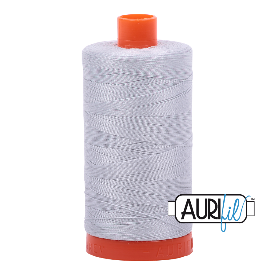 Aurifil Dove Thread A2600 - 50wt - Quilting Cotton Thread