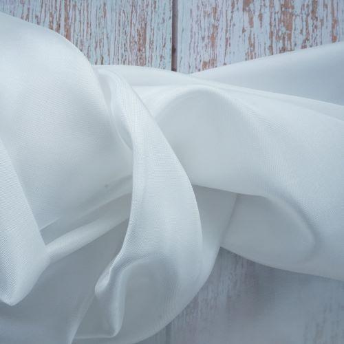 Lining Fabric - Acetate Taffeta in Ivory