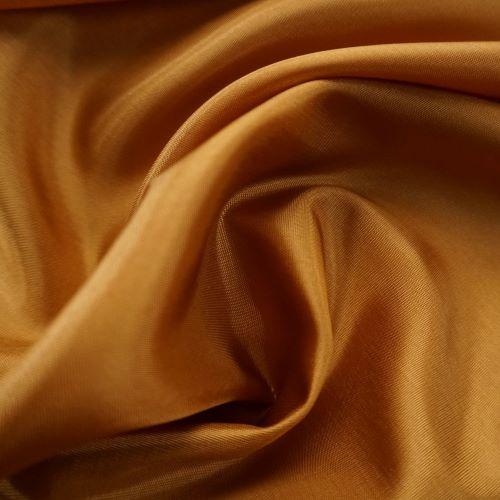 Lining Fabric - Acetate Taffeta in Old Gold