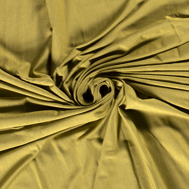 Bamboo Jersey Fabric in a Pickle Colour