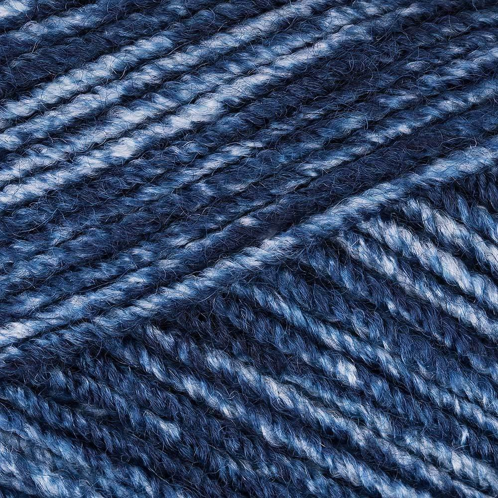 Stylecraft Wool - Batik Dk Yarn - Indigo Blue Wool 1914