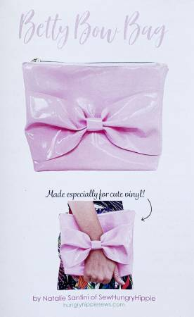 Betty Bow Bag Sewing Pattern by Natalie Santini