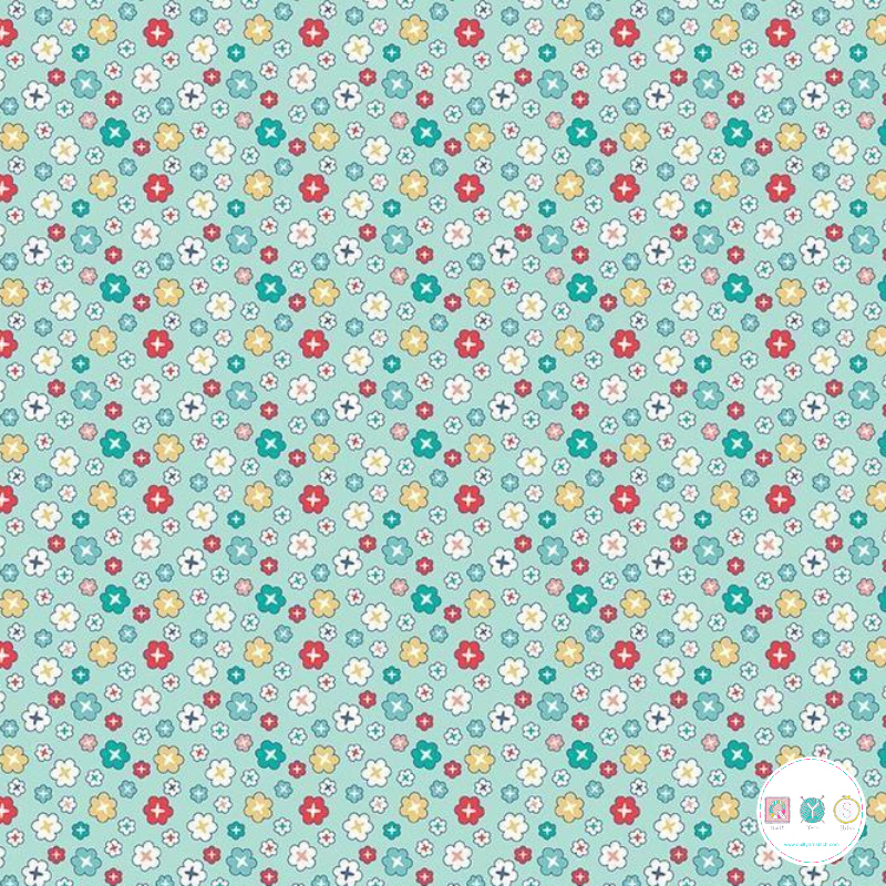 Songbird - Extra Wide Fabric - 100% Cotton - 108