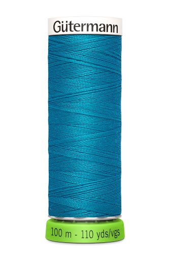Gutermann Sew All Thread - Blue Recycled Polyester rPET Colour 761