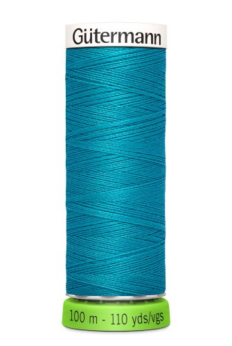 Gutermann Sew All Thread - Blue Recycled Polyester rPET Colour 946