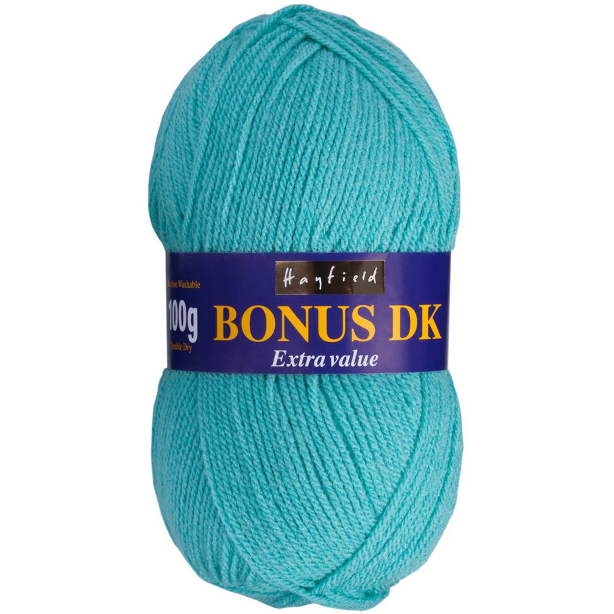 Hayfield Bonus DK Wool - Spearmint Blue Yarn 0727