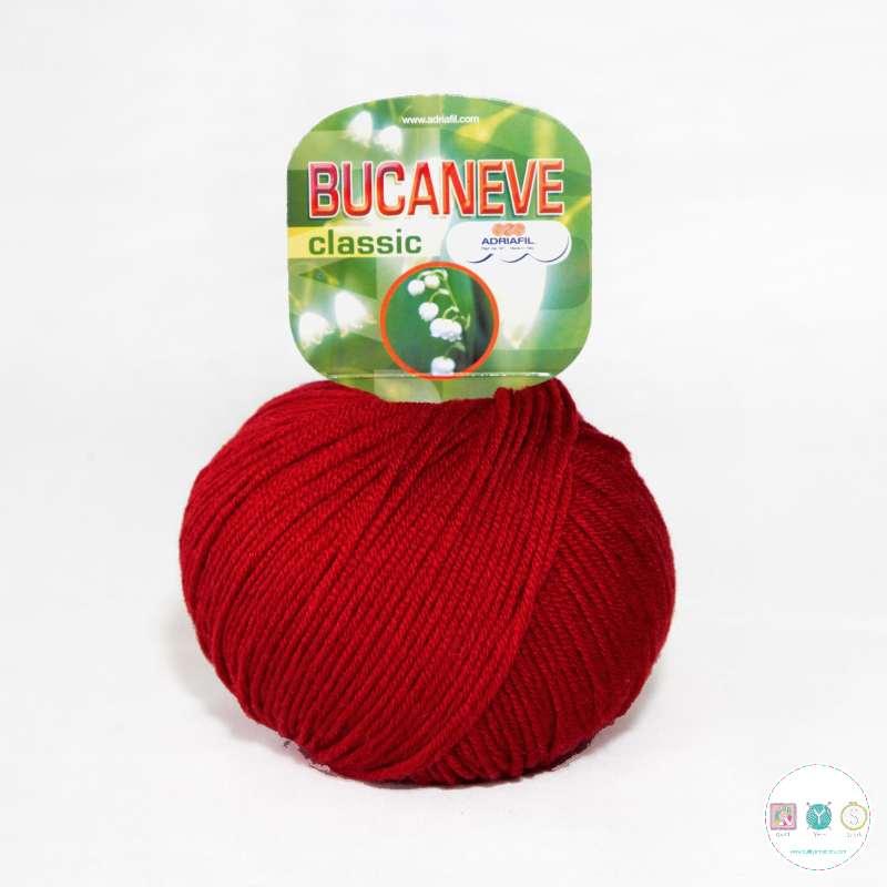 Adriafil Italian Yarn - Bucaneve 67 - Worsted - Dark Grey- 50g - Extra Fine Merino - 100% Wool