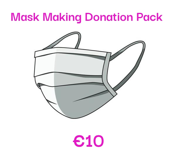 Mask Making Donation Pack - A Volunteer Initiative