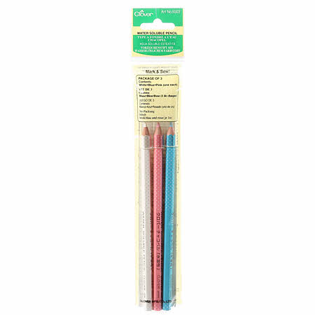 Clover Chacopel Water Soluble Pencils