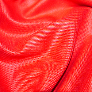 Cotton Canvas in Red - 230gsm