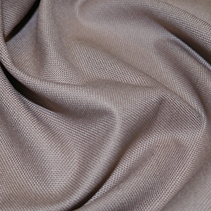 Cotton Canvas in Taupe -  230gsm