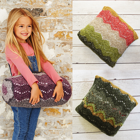 Crochet Pattern - Stylecraft 9488 Bolster and Cushion