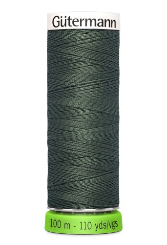 Gutermann Sew All Thread - Forest Green Recycled Polyester rPET Colour 269