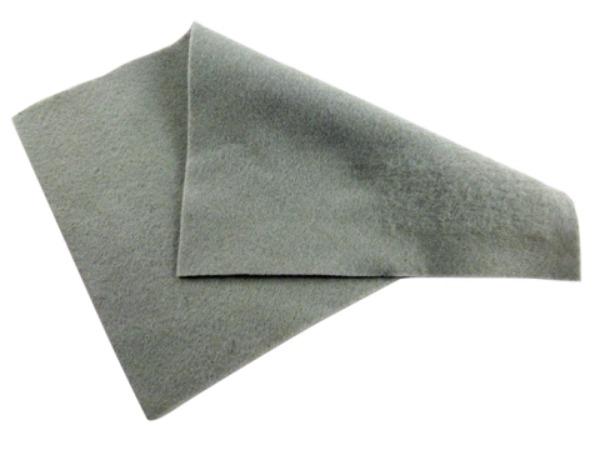 Grey Felt Sheet  - 12