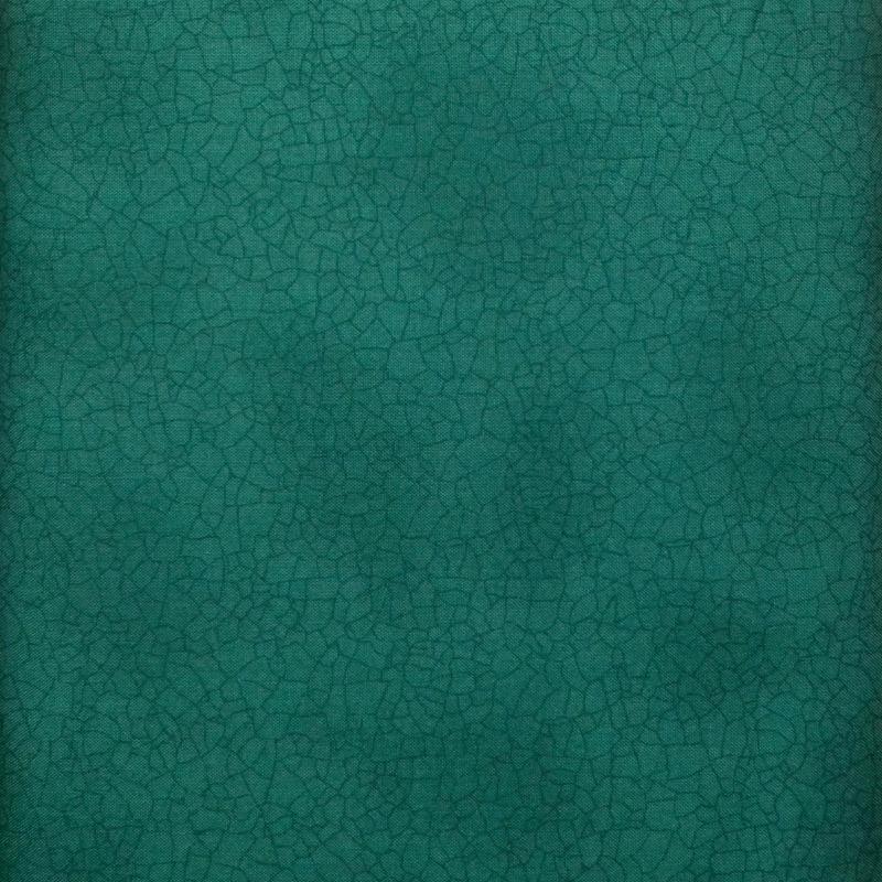 Moda Crackle Dark Teal 5746 132 - Green Blender Fabric - by Kathy Schmitz for Moda Fabrics