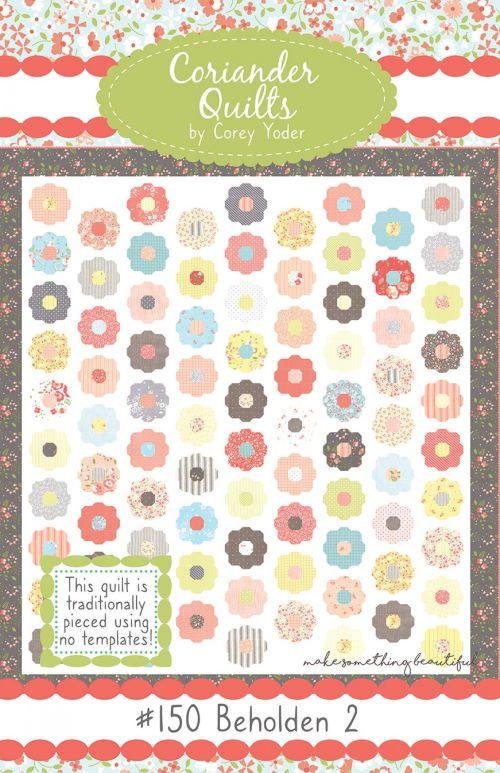 Beholden 2 Quilt Pattern