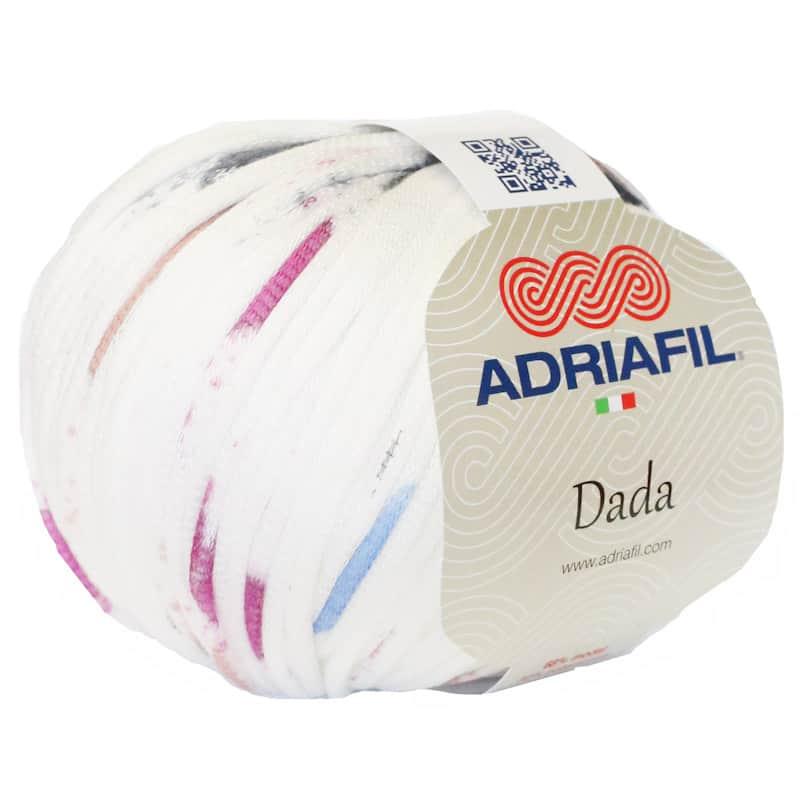 Yarn - Dada Chunky by Adriafil - Grape Fantasy Colour 44