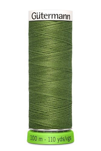 Gutermann Sew All Thread - Green Recycled Polyester rPET Colour 283