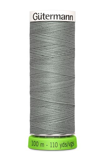 Gutermann Sew All Thread - Grey Recycled Polyester rPET Colour 634