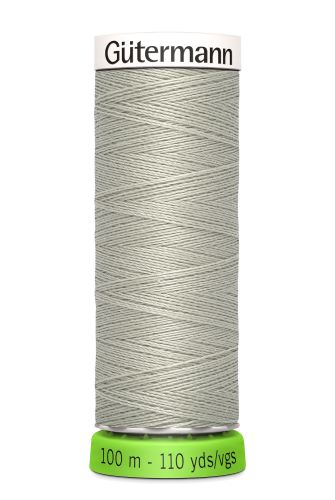 Gutermann Sew All Thread - Grey Recycled Polyester rPET Colour 854