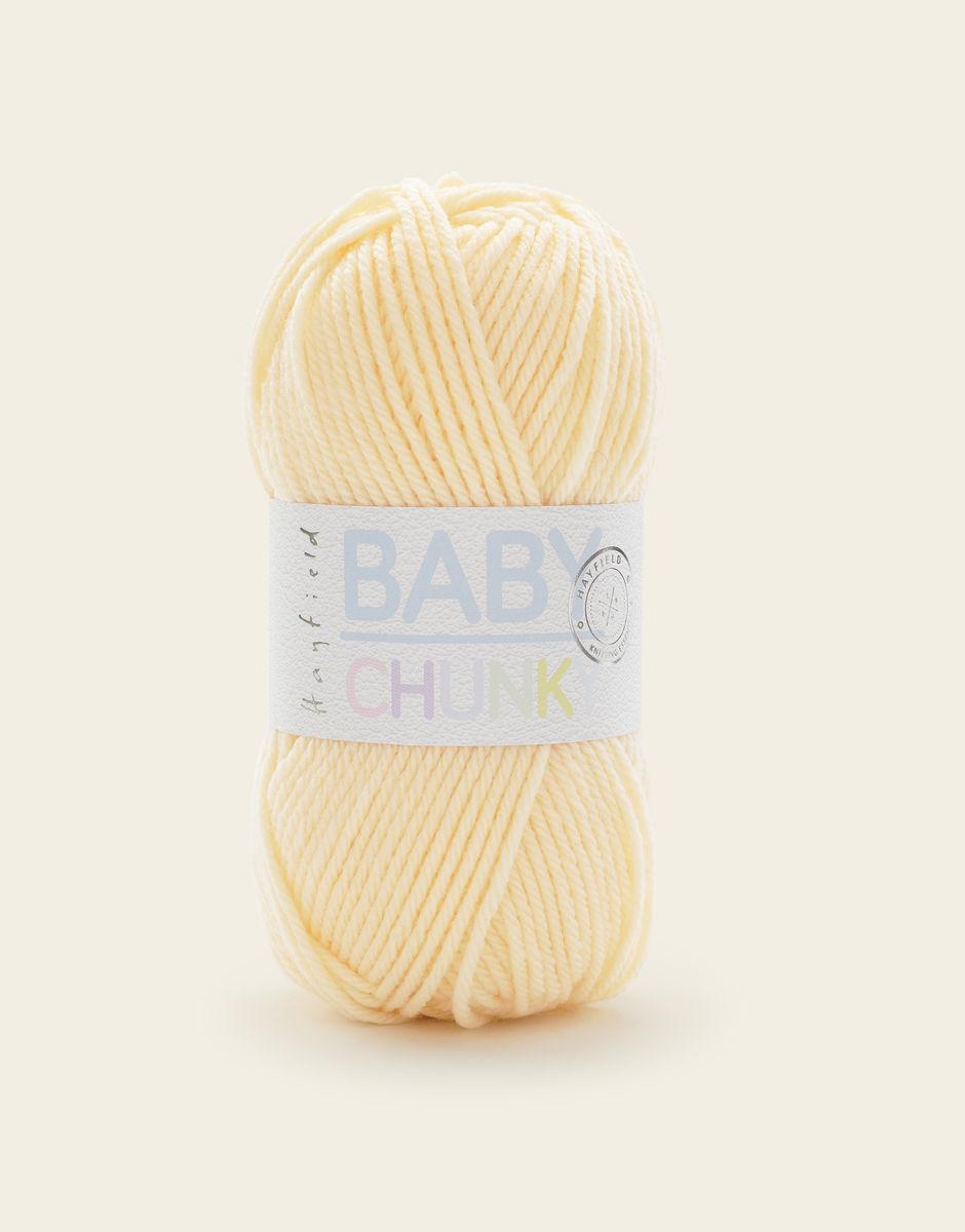 Hayfield Baby Chunky Wool - Cream Yarn 401
