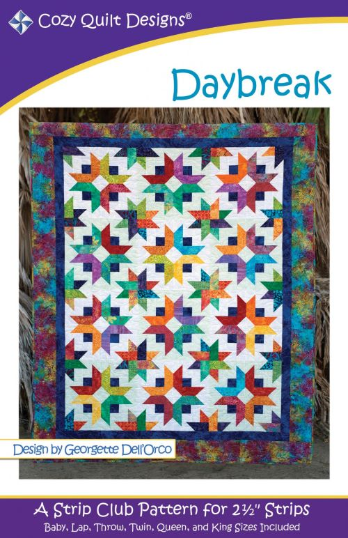Quilt Pattern Strip Clu