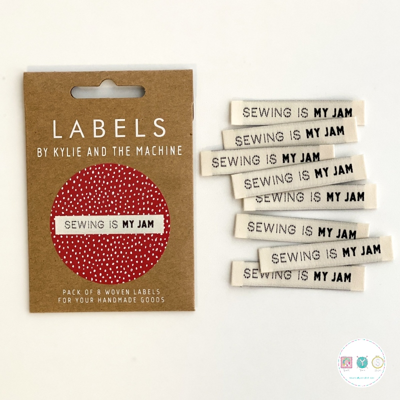 Gift Idea - Kylie and the Machine Woven Labels - Sewing Is My Jam