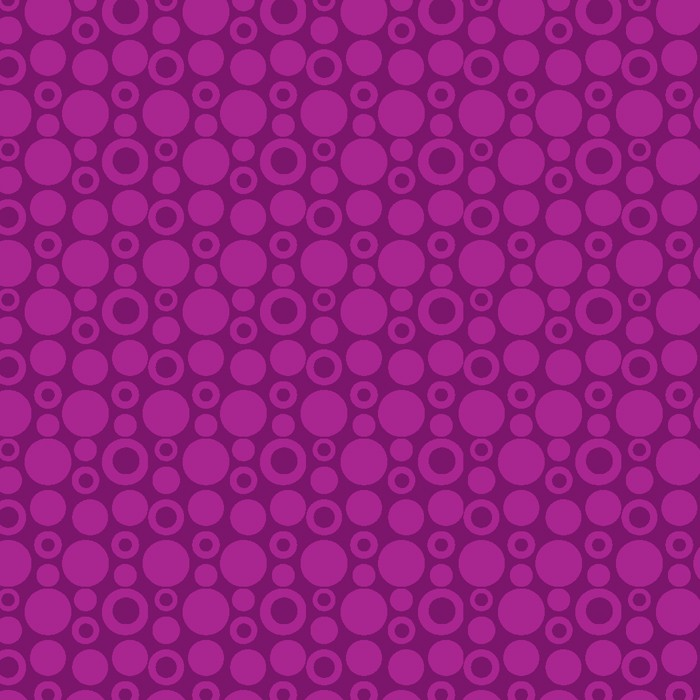 David Textiles - Zurich Dots Magenta Haze - Cotton - Patchwork & Quilting Fabric