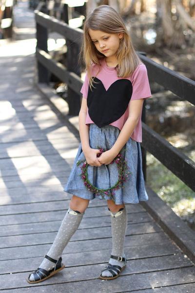 Megan Nielsen -Mini Briar - Childrens Top Sewing Pattern - Girls - Dressmaking