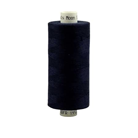Coats Moon Thread - French Navy - Polyester - General Purpose Thread