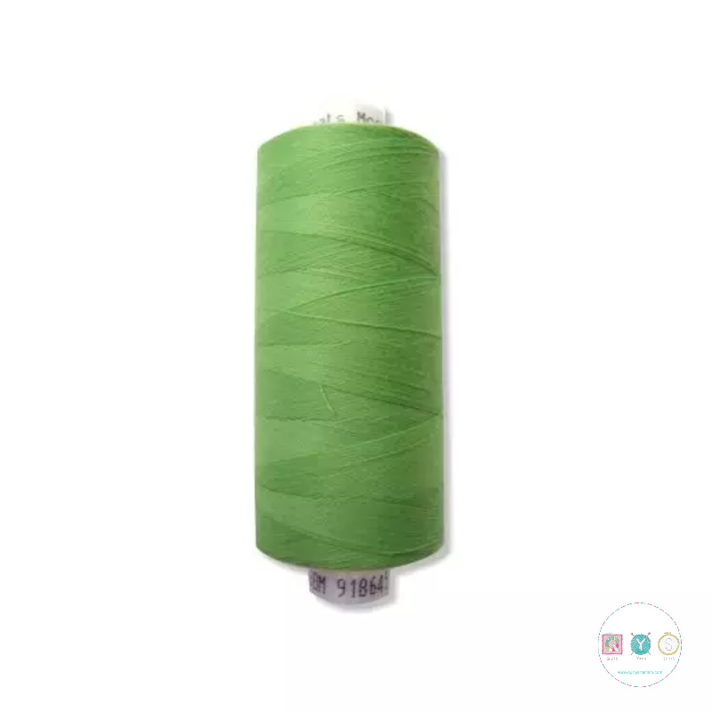 Coats Moon Thread - Spring Green - Polyester - MN103 - General Purpose Thread