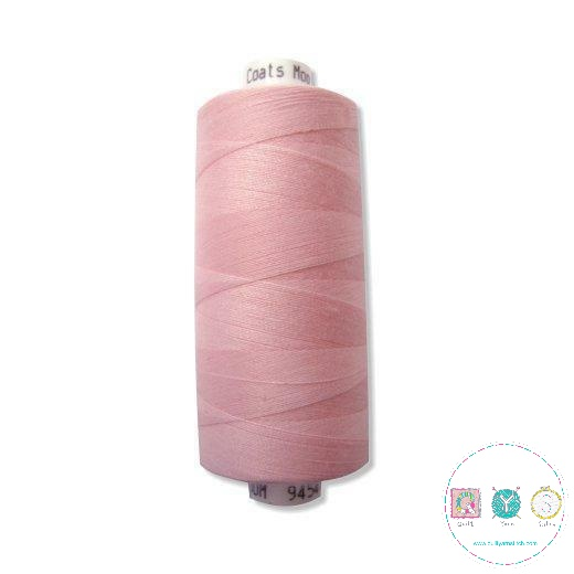 Coats Moon Thread - Baby Pink - Polyester - MN209 - General Purpose Thread