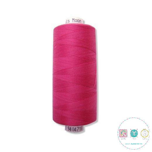 Coats Moon Thread - Raspberry - Polyester - MN213 - General Purpose Thread
