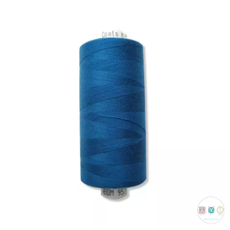 Coats Moon Thread - Prussian Blue - Polyester - MN233 - General Purpose Thread