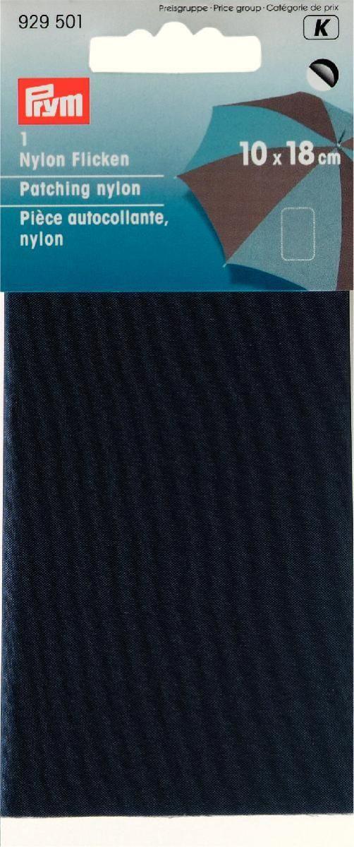 Prym Nylon Repair Sheet - Adhesive - Navy - 929501