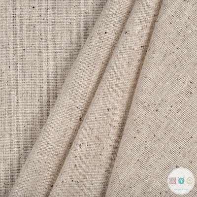 Osnaburg Natural Cotton Fabric
