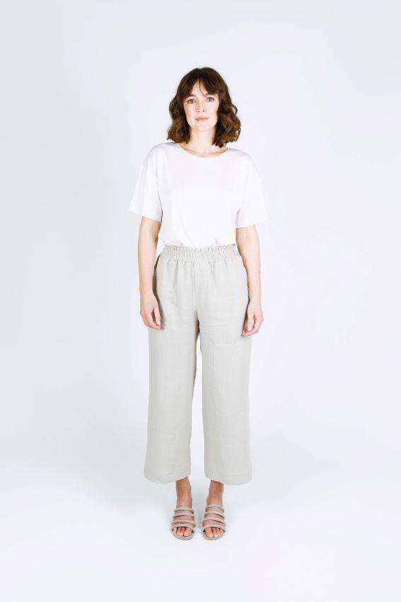 Papercut Patterns - Tula Pants and Shorts Sewing Pattern