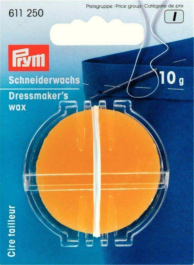 Prym Dressmakers Thread Wax 611250
