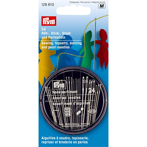 Prym Hand Sewing Needles Assorted 11286100